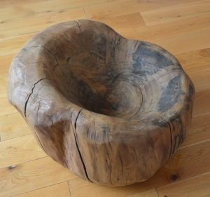 Fotel 100% lite drewno