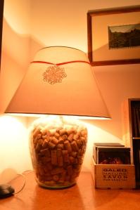 lampa korkowa