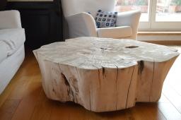 stół z pnia