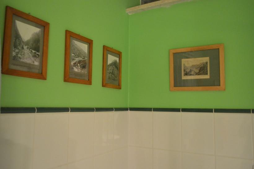 zdjęcia w łazience