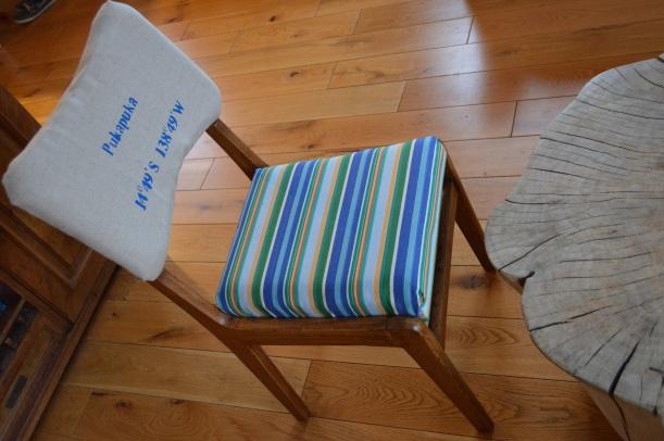 krzesło pukapuka