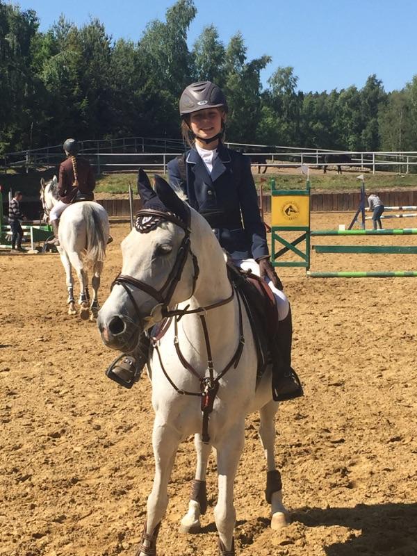 koń w nausznikach