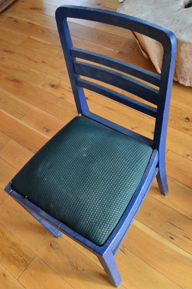 krzesło przed