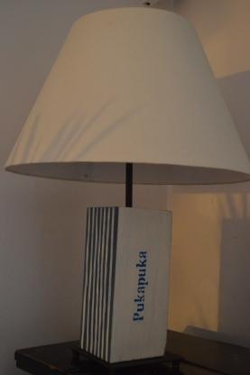 lampa pukapuka