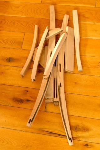 krzesło w renowacji