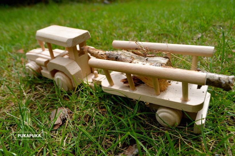 zwózka drewna