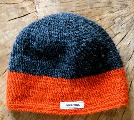 szydełkowa czapka alpaka