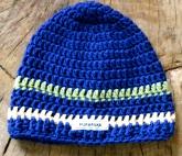 szydełkowa czapka dziecięca