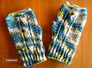 rękawiczki z wełny merynosa
